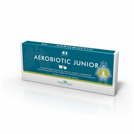 Aerobiotic junior 10 fiale