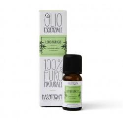 Lemongrass olio essenziale nasoterapia
