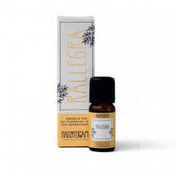 Rallegra olio essenziale nasoterapia