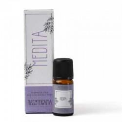 Medita olio essenziale nasoterapia