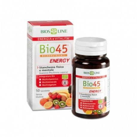 Bio 45 Energy 50 compresse