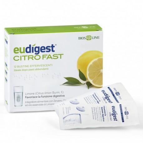 Eudigest citro-fast 12 buste eff.