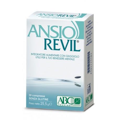 Ansiorevil 30 compresse