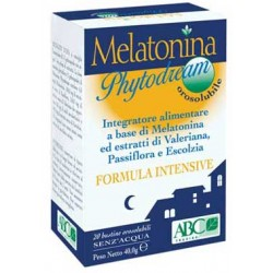 Melatonina orosolubile 20 buste