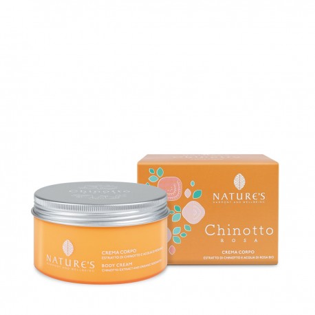 Crema corpo Chinotto 100ml