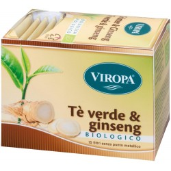 tè verde e Ginseng