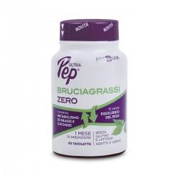 Pep Ultra Bruciagrassi Zero 60 tavolette